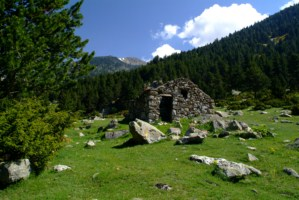 11 Borda de pastor en la Vall de la Llosa Cerdanya 11 320x200