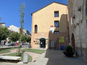 Reobertura de l Arxiu Comarcal de la Cerdanya