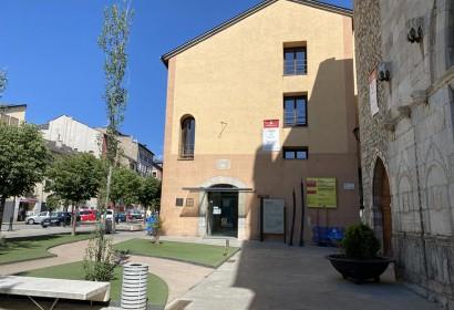 L'Arxiu Comarcal de la Cerdanya reobre amb mesures de seguretat (Foto: IST).|