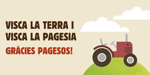 La cinquena edició del 'Benvinguts a Pagès' se celebrarà els dies el 3 i 4 d'octubre.|
