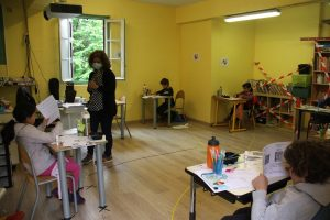 Els escolars de l Alta Cerdanya tornen a classe