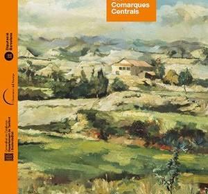 Mirador de Castellar de N'Hug.|Territori i l'Observatori de Paisatge publiquen el catàleg de paisatge de les Comarques Centrals en format llibre