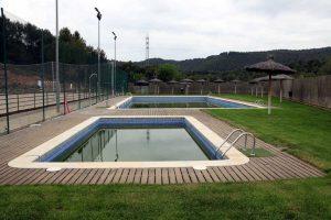 Com sera l'estiu a les piscines municipals