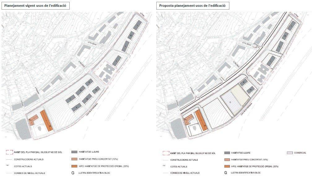 Informe favorable a un nou centre comercial a Puigcerda