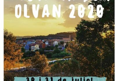 Comença la Festa Major d'Olvan