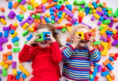 Joguines que respecten el desenvolupament natural dels infants