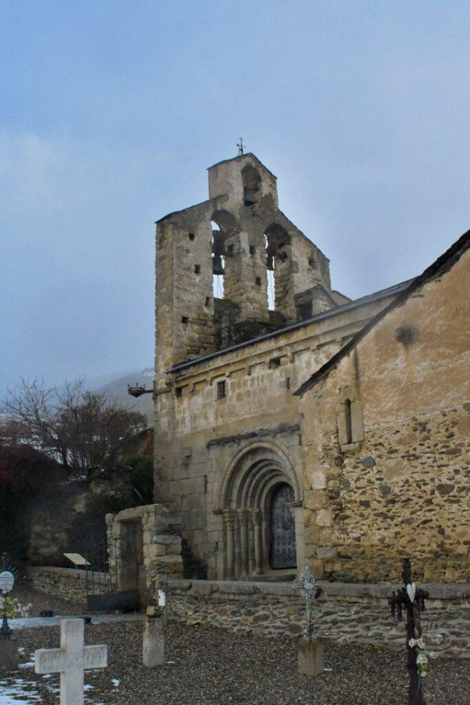 El Govern declara l'església de Sant Esteve de Guils Bé Cultural d'Interès Nacional