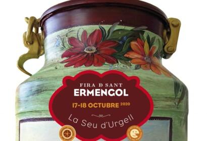 La Fira de Sant Ermengol s'adapta a la covid-19