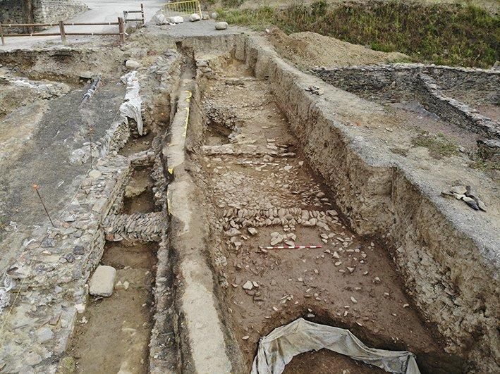 Finalitza la campanya d'excavacions al fòrum de Llívia