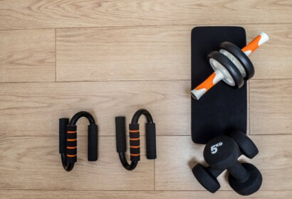 Fitness equipment for home training