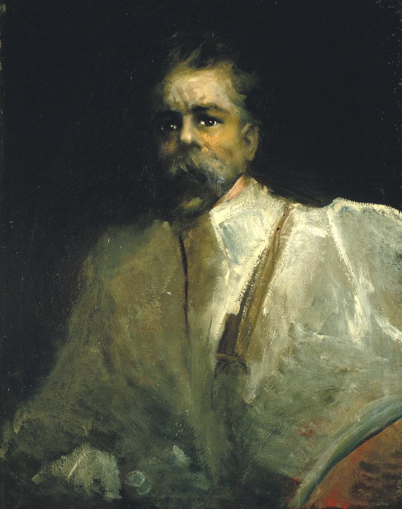 Aleix Clapés, l'enigmàtic pintor de Güell i Gaudí