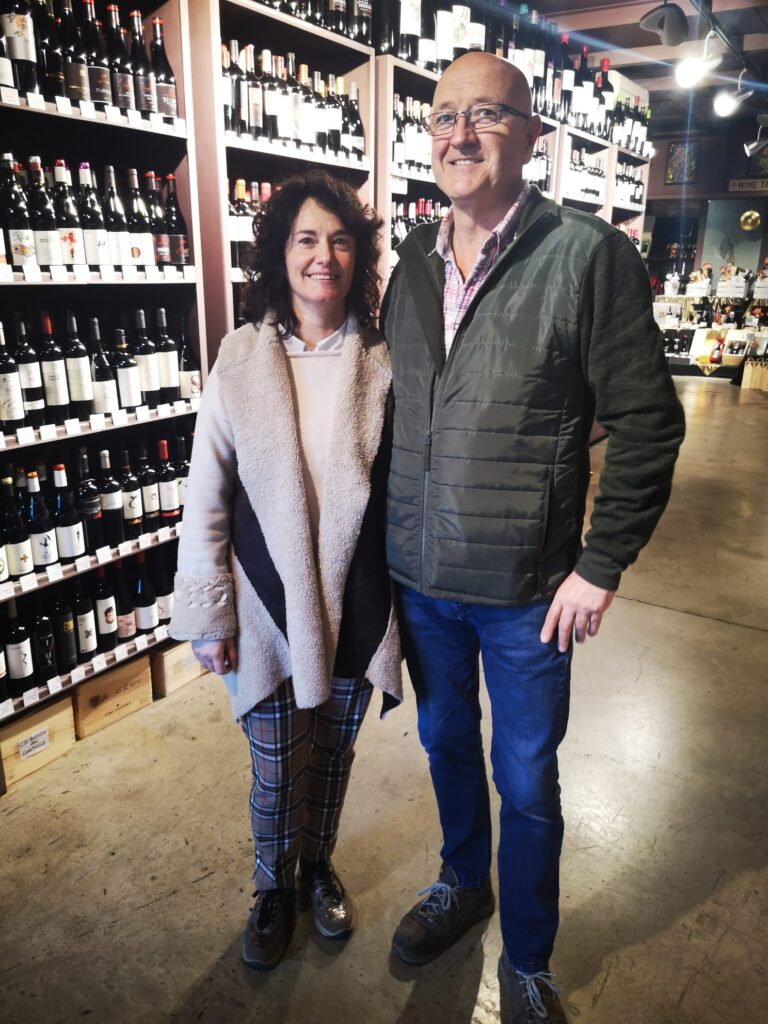 Josep i Gemma Vinoteca Refilat