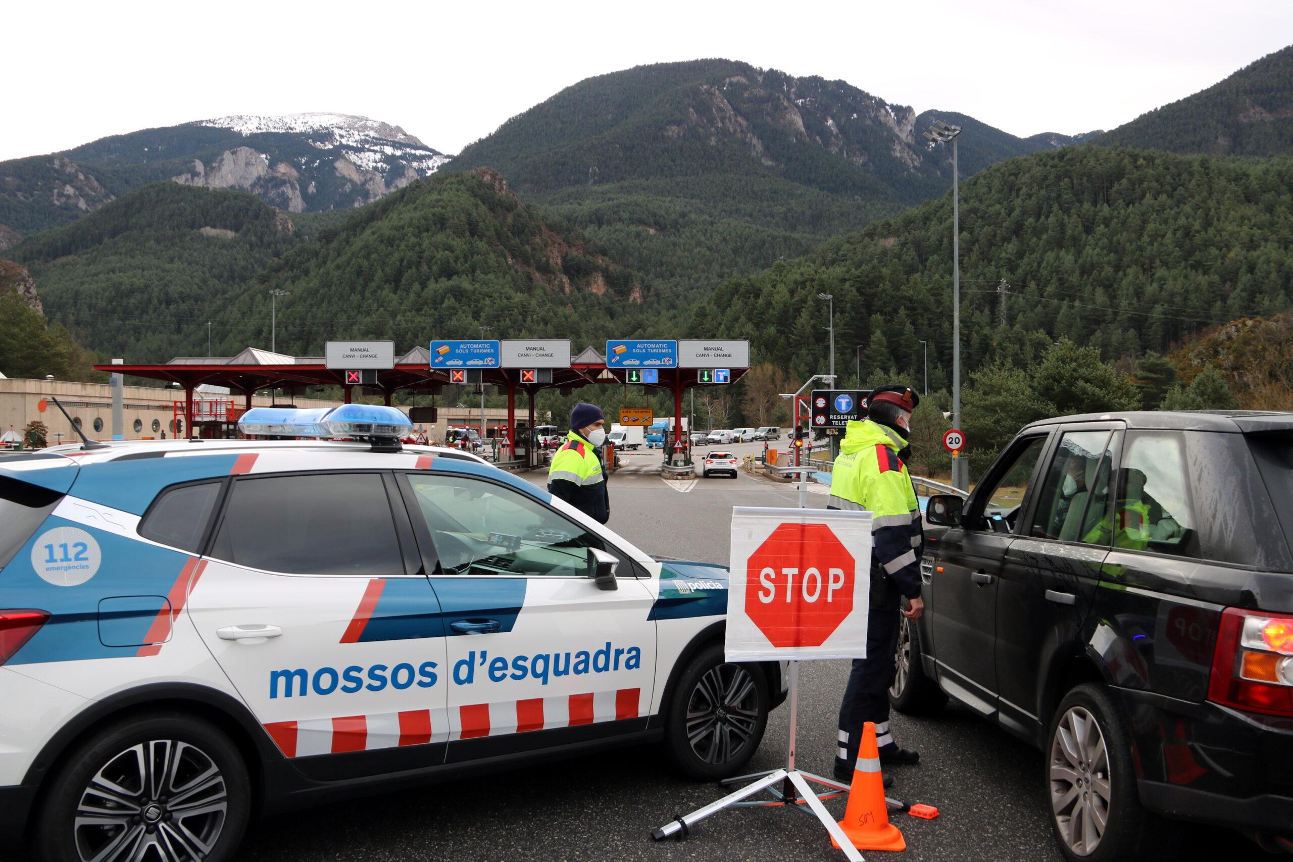 control mossos esquadra
