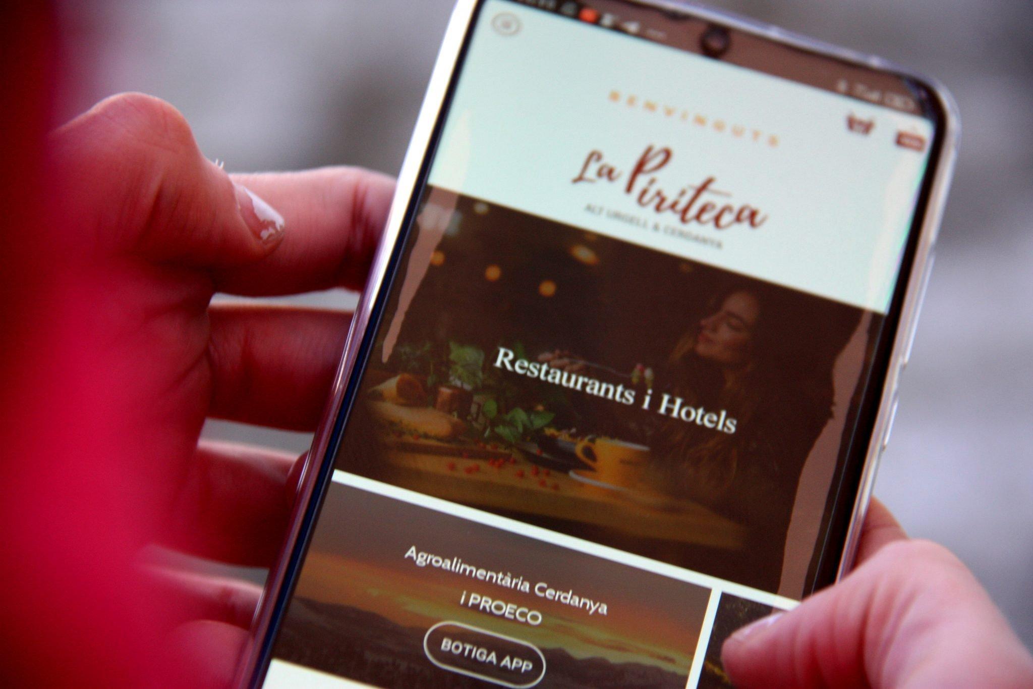 Imatge de la app La Piriteca