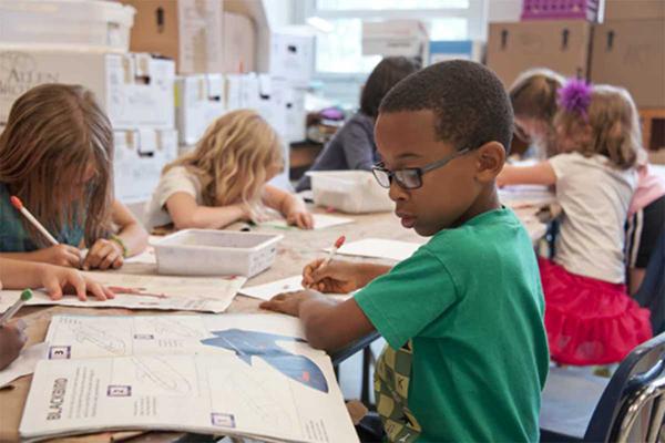 Nens i nenes a classe - affac