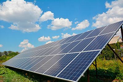 Energia verda - Placa fotovoltaica