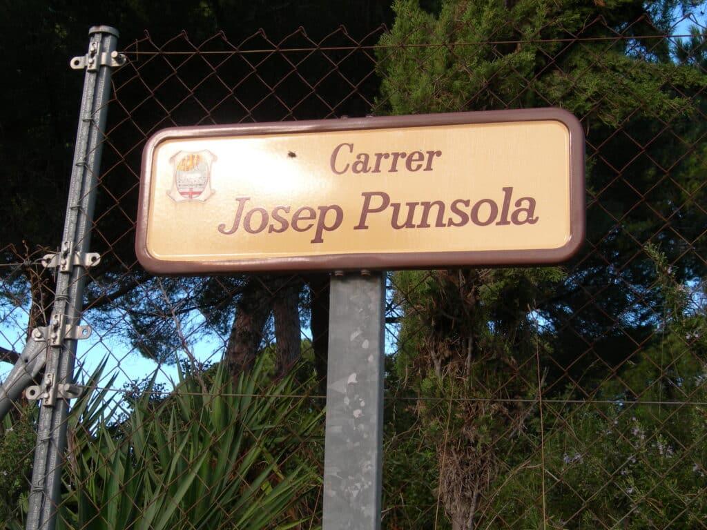 Carrer Josep Punsola