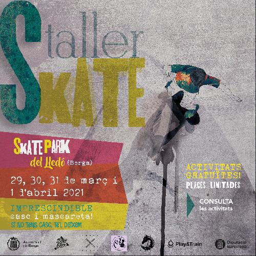 Taller Skate primavera 2021