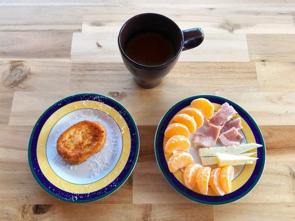 Torrades - Per menjar-les les podeu combinar amb embotits i fruita per exemple.