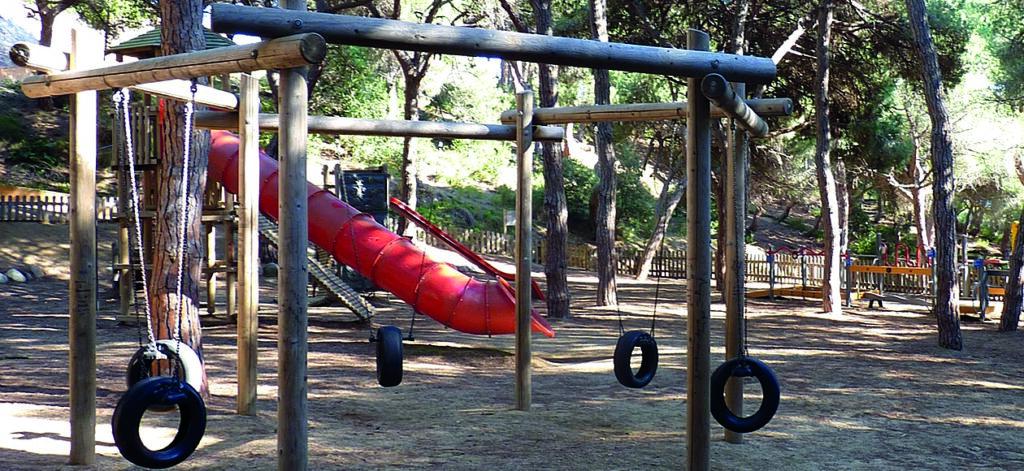 Parc Dalmau, de Calella