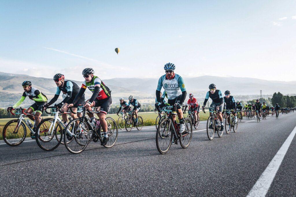 La Tres Nacions és la marxa cicloturista més longeva d'Espanya