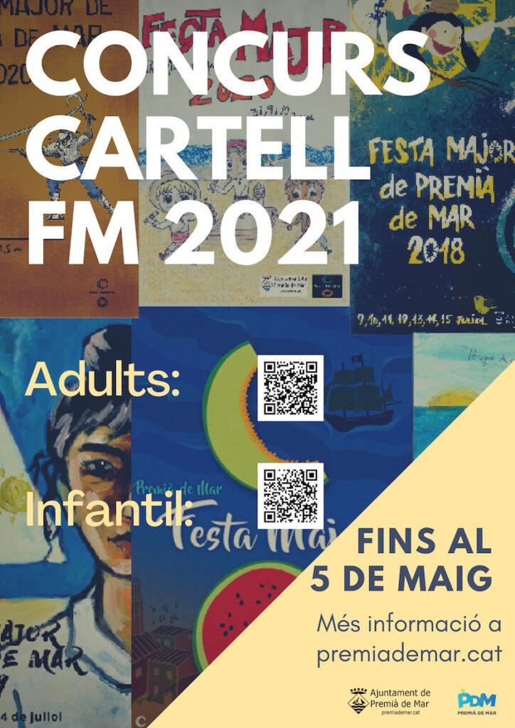 Concurs de cartells de la Festa Major 2021