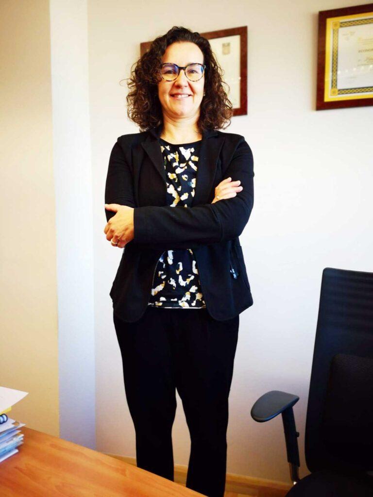 Helena Fabra i Puig, de l'assessoria Vilar Riba & Fabra