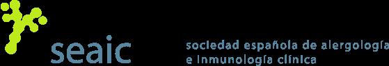 Logo Societat Espanyola d'Al·lergologia i Immunologia Clínica (SEAIC)