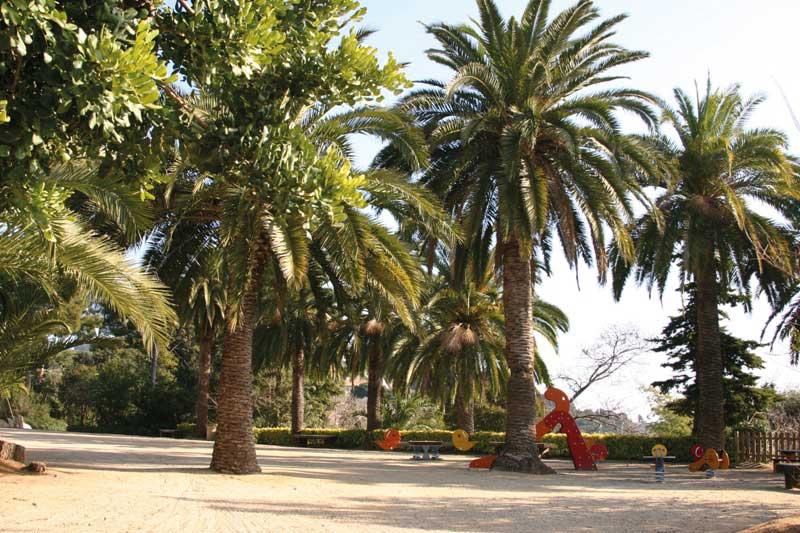 iaia Parc dels Germans Gabrielistes, Sant Vicenç de Montalt