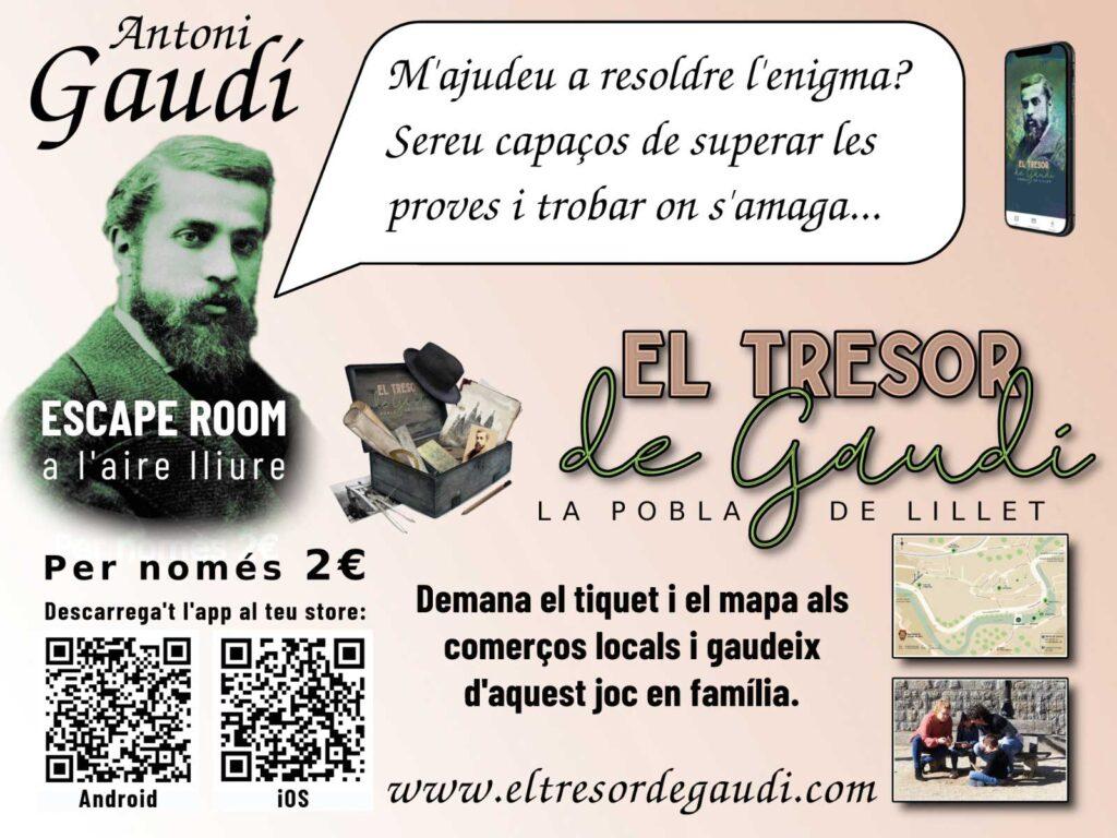 Escape room Gaudi