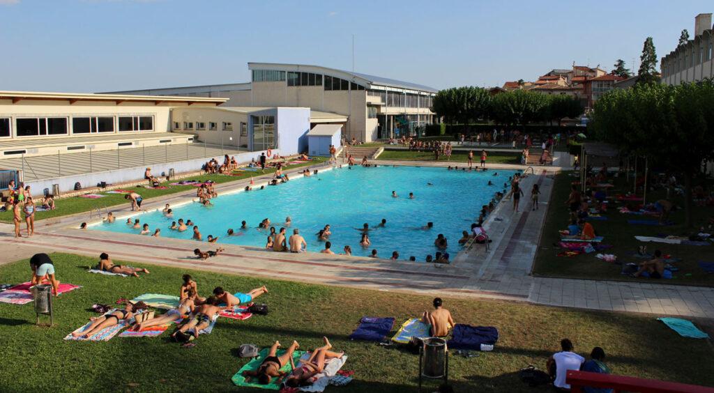 piscines municipals Berga
