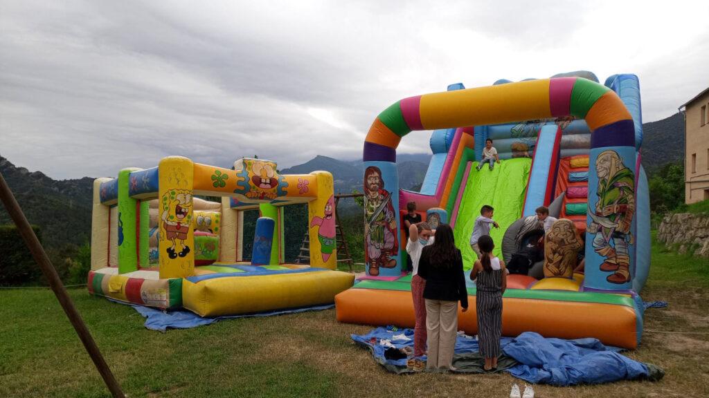 Festa Major Vilada. Activitats infantils