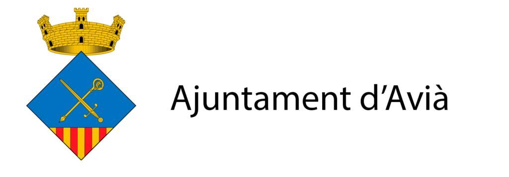 Ajuntament d'Avià logo