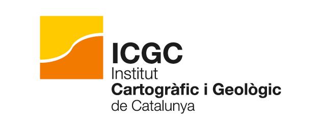 Logo Institut Cartogràfic i Geològic de Catalunya