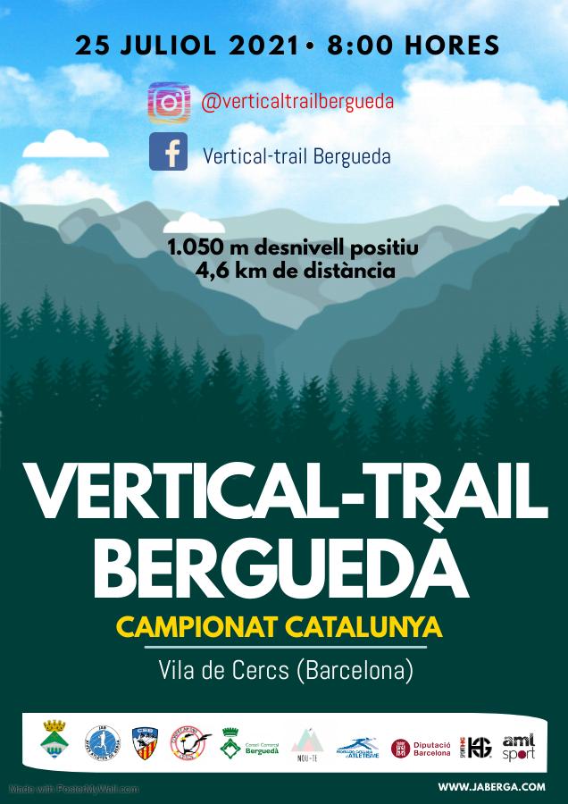 Cartell Trail Cercs