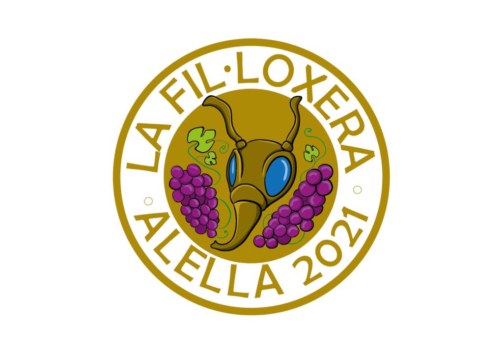 Festamorfosi - Logo de la Fil·loxera d'Alella 2021