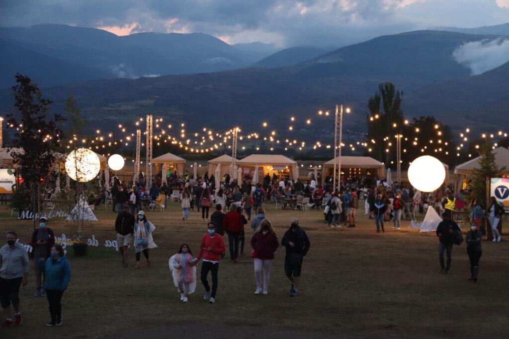 cerdanya music festival village