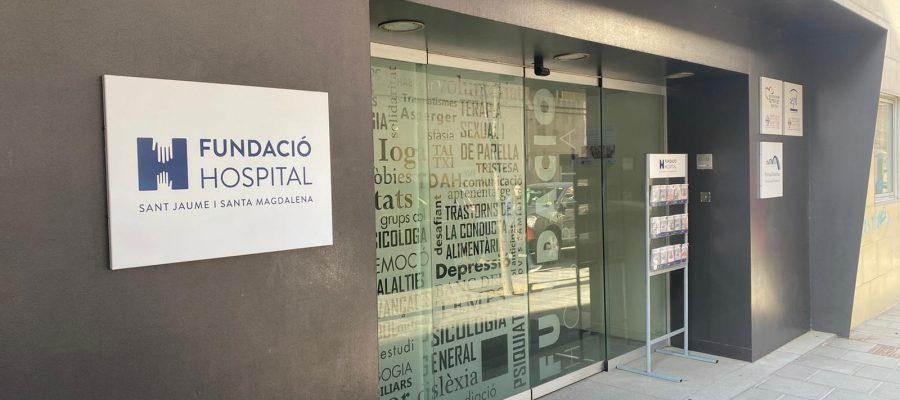 La Fundació Hospital de Sant Jaume i Santa Magdalena rep la Creu Sant Jordi