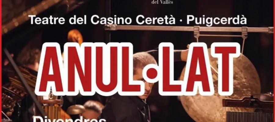 Puigcerdà anul·la el concert de Cap d'Any