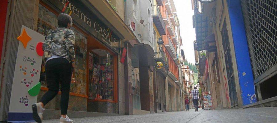 Més de 400.000€ en subvencions pel comerç del Berguedà. Els ajuts formen part del Programa de reactivació del comerç