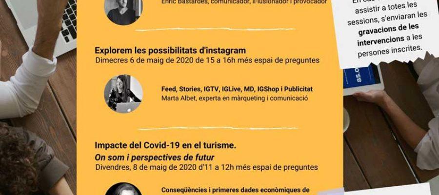 Cicle de seminaris online a Solsona