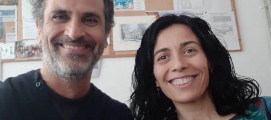 Gabriel Pujadas i Mercè Miró