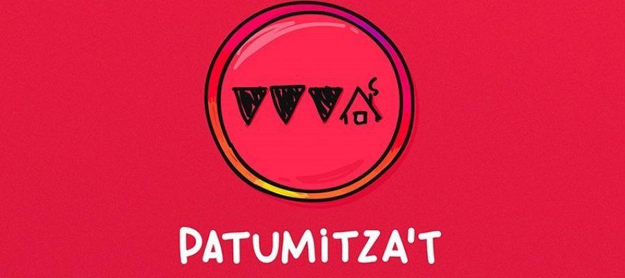 Berga impulsa la campanya 'Patumiza't' per promoure la creativitat artística d'infants i joves durant el confinament |Cartell Patumitza't