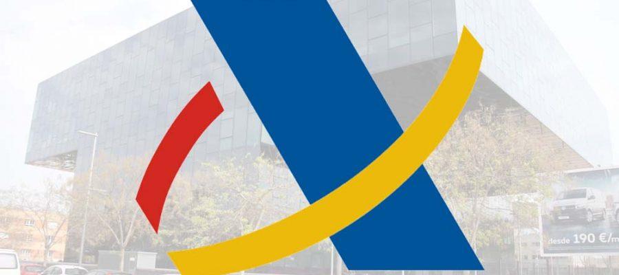 Edifici de l'Agència Tributària de Catalunya al passeig de la Zona Franca