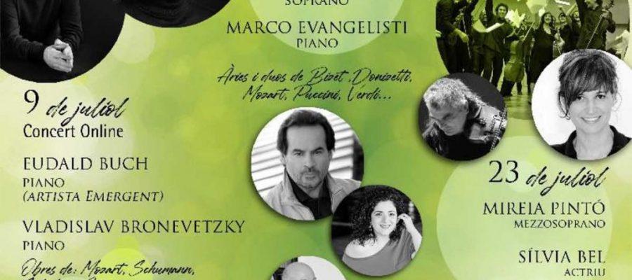Arriba el Festival de Música Clàssica de Sant Fruitós de Bages