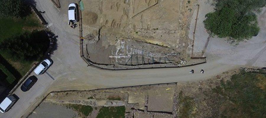 S'inicia la vuitena excavació del fòrum de Llívia