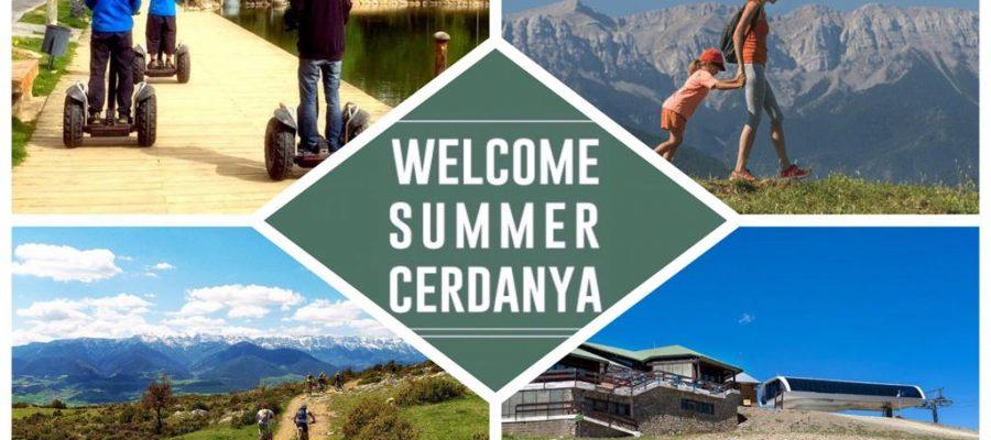 Arriba el Welcome Summer Cerdanya 2020